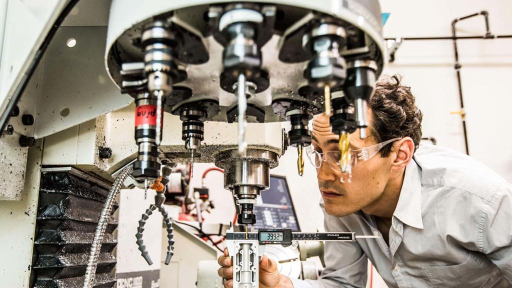 219 Design CNC Mill