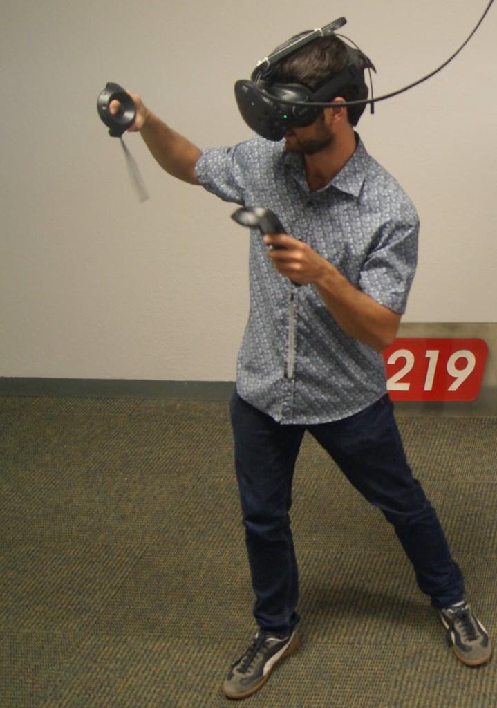 virtual reality, Interact VR
