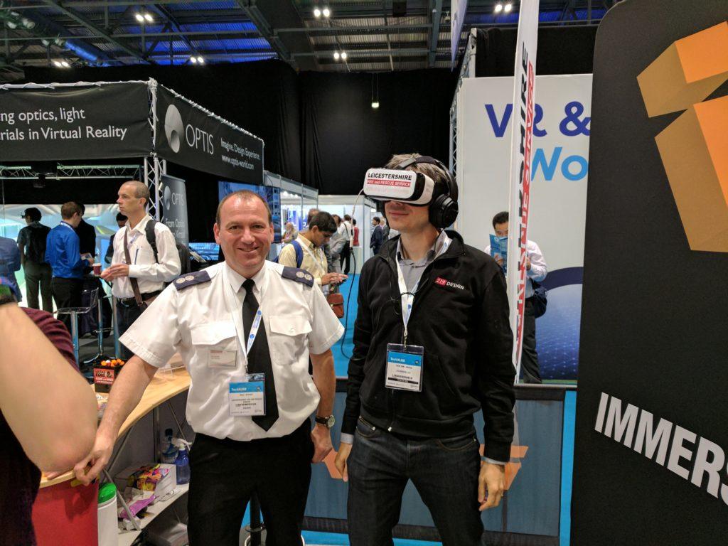 VR Fire
