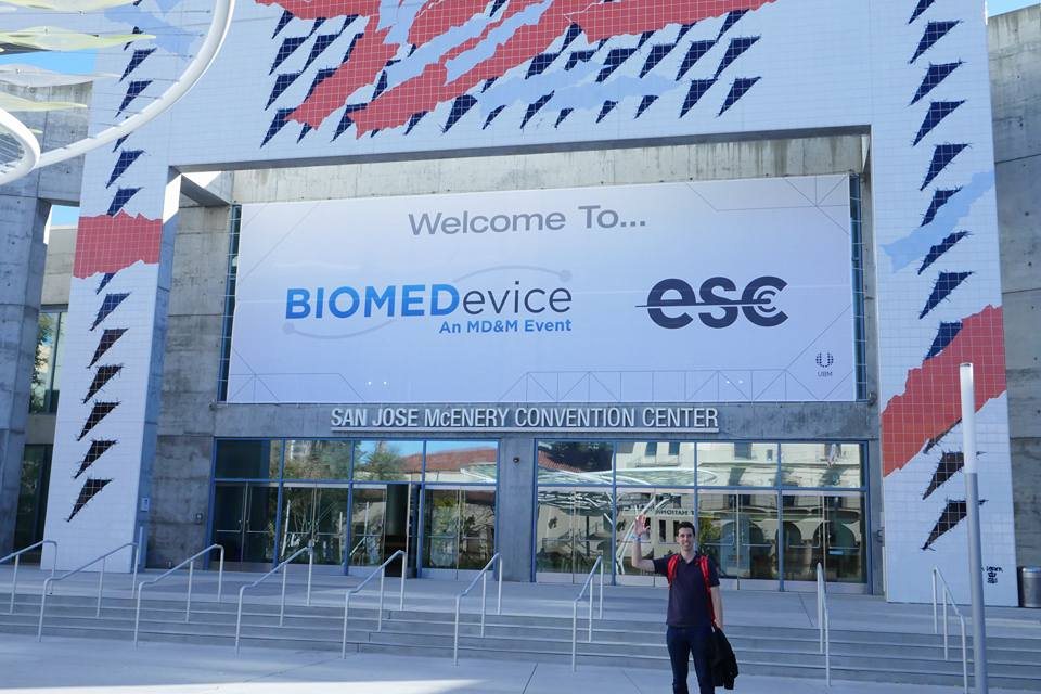 Embedded Systems Conference BIOMEDevice