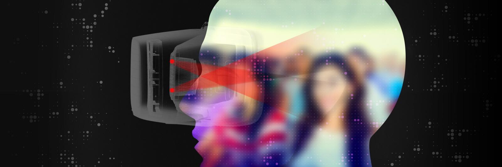 Tobii VR Eye Tracker