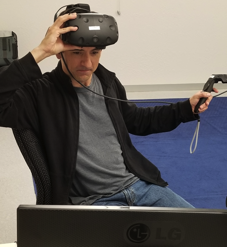Virtual Augmented Reality