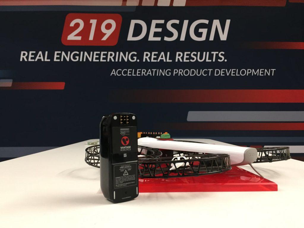 Vantage Smart Snap Drone