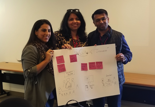 Stanford LEAD Design Thinking Me2We Workshop