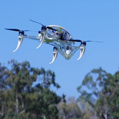 advanced materials drone