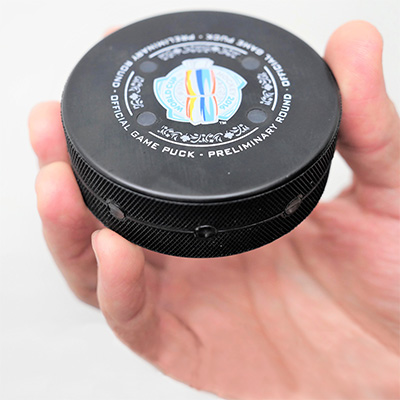 smart hockey puck